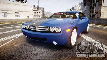 Dodge Challenger RT 2006 Pursuit Vehicle [ELS] for GTA 4