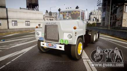 Mack R700 for GTA 4