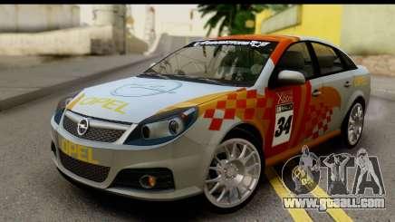 Opel Vectra sedan for GTA San Andreas