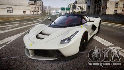 Ferrari LaFerrari 2013 HQ [EPM] for GTA 4