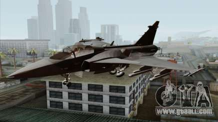 JAS-39 Gripen NG ACAH for GTA San Andreas
