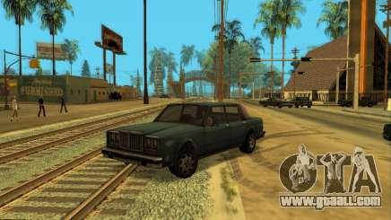 Beta VC Greenwood for GTA San Andreas