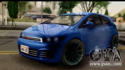 GTA 5 Dinka Blista for GTA San Andreas