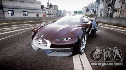 Citroen Survolt for GTA 4