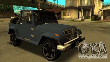 Mesa Final for GTA San Andreas