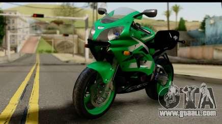 Kawasaki ZX-9R for GTA San Andreas