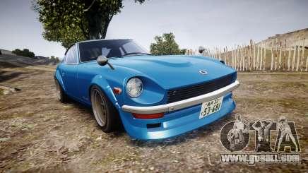 Nissan Fairlady Z (S30) Devil Z for GTA 4