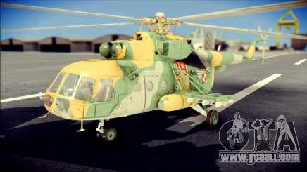 Mil Mi-8 Polish Air Force for GTA San Andreas
