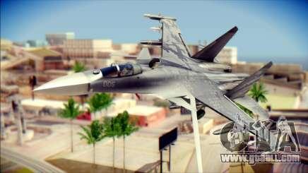 SU-37 Hexagon Madness for GTA San Andreas