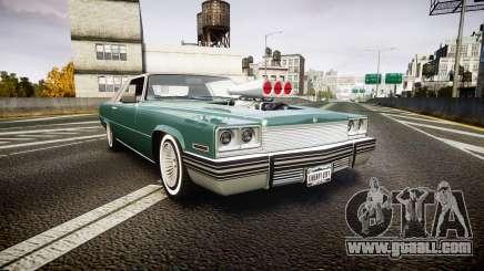 Albany Manana GTA V Style for GTA 4
