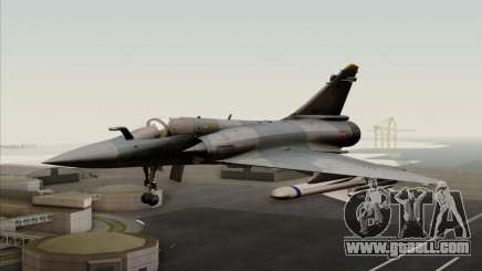 Dassault Mirage 2000-5 ACAH for GTA San Andreas