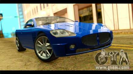 GTA 5 Ocelot F620 for GTA San Andreas