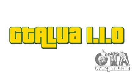 GTALua 1.1.0 for GTA 5