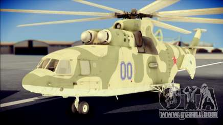 Mi-26 Halo for GTA San Andreas