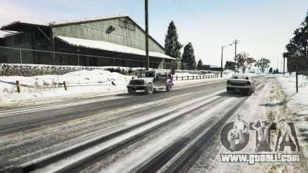 Journey to North Yankton for GTA 5