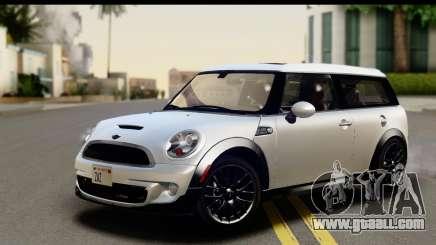 Mini Cooper Clubman 2011 for GTA San Andreas
