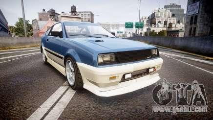 Dinka Blista Compact R for GTA 4