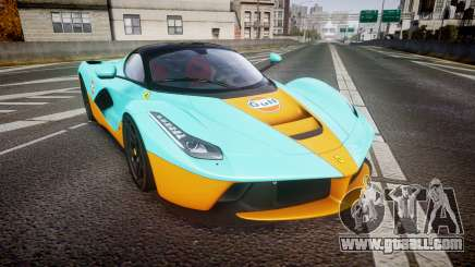 Ferrari LaFerrari 2013 HQ [EPM] PJ1 for GTA 4