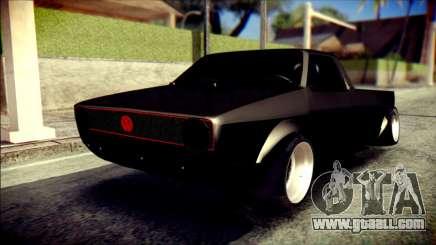 Volkswagen Caddy Widebody Top-Chop for GTA San Andreas