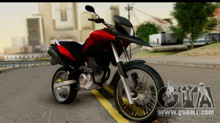 Honda XRE 300 v2.0 for GTA San Andreas