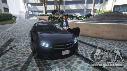 The doorman v0.1 for GTA 5