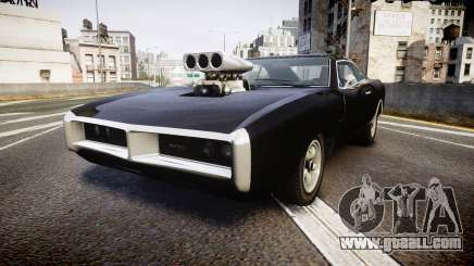 Imponte Dukes Fast and Furious Style for GTA 4