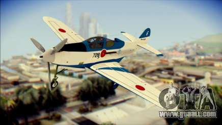 P-39N Airacobra JASDF Blue Impulse for GTA San Andreas
