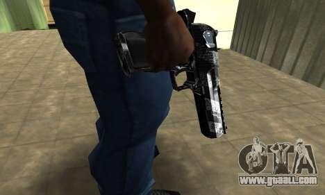 Field Tested Deagle for GTA San Andreas