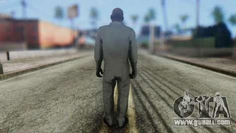 Pilot Skin from GTA 5 for GTA San Andreas second screenshot