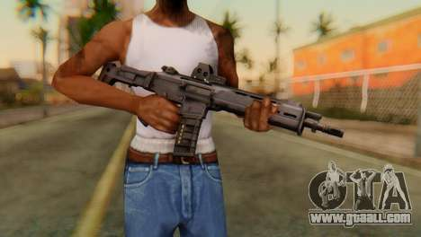 Magpul Masada v4 for GTA San Andreas third screenshot