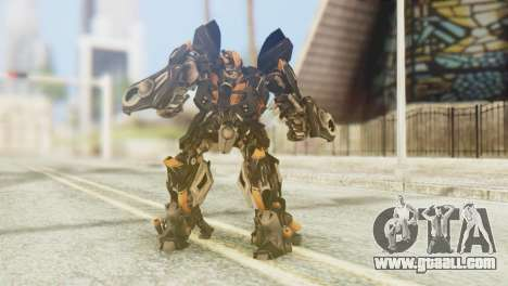 Bumblebee Skin from Transformers v1 for GTA San Andreas