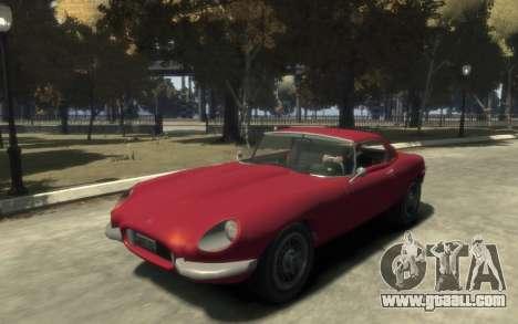 Enus Windsor Classic for GTA 4 left view