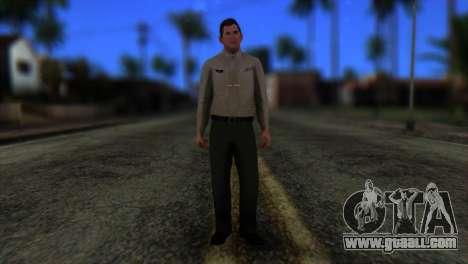 GTA 5 Skin 7 for GTA San Andreas