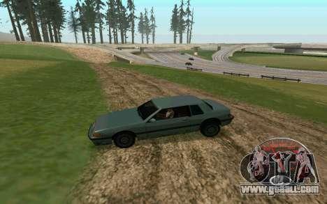 Speedometer Lada for GTA San Andreas third screenshot