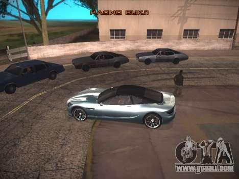 ENB Dark Orbit for GTA San Andreas sixth screenshot