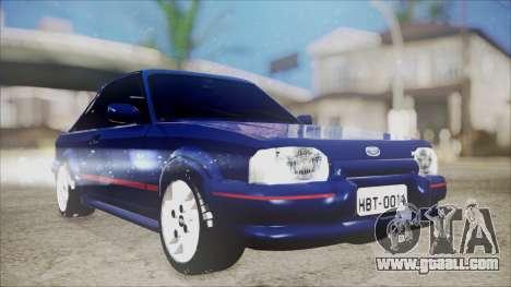 Ford Escort for GTA San Andreas