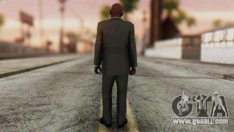 GTA 5 Skin 1 for GTA San Andreas second screenshot