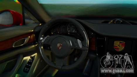 Porsche Panamera Turbo 2010 for GTA San Andreas right view