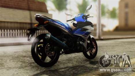 Yamaha MX KING 150 for GTA San Andreas left view