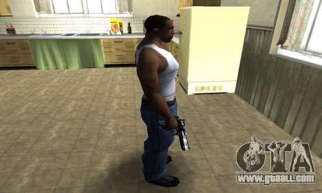 Field Tested Deagle for GTA San Andreas third screenshot