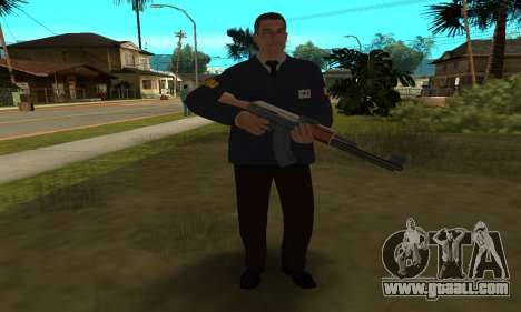 FBI HD for GTA San Andreas sixth screenshot