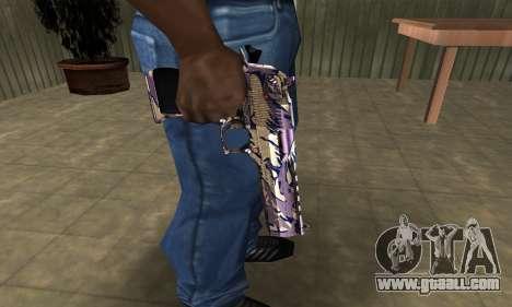 Good Look Like Deagle for GTA San Andreas second screenshot