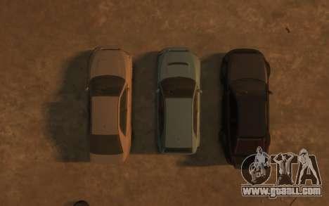 Karin Sultan Hatchback v2 for GTA 4 bottom view