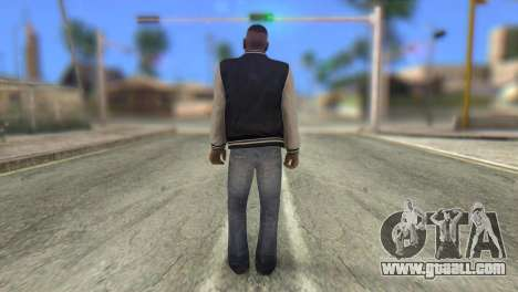 Luis Lopez Skin v5 for GTA San Andreas second screenshot