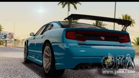 GTA 5 Bravado Buffalo S Sprunk IVF for GTA San Andreas left view