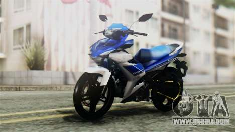Yamaha MX KING 150 for GTA San Andreas