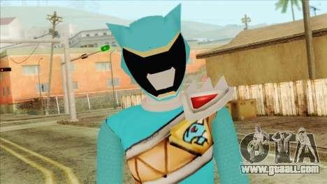 Power Rangers Skin 2 for GTA San Andreas third screenshot