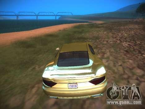ENB Dark Orbit for GTA San Andreas fifth screenshot