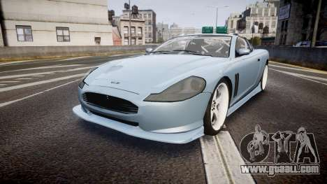 Dewbauchee Super GT Tuning for GTA 4