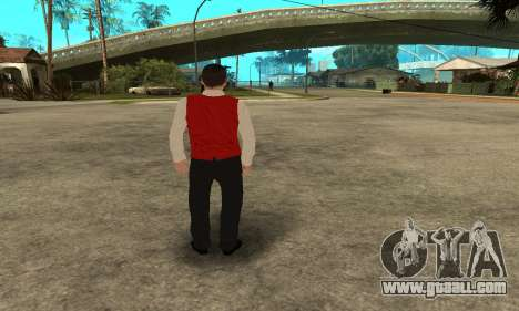 Casino Skin for GTA San Andreas forth screenshot